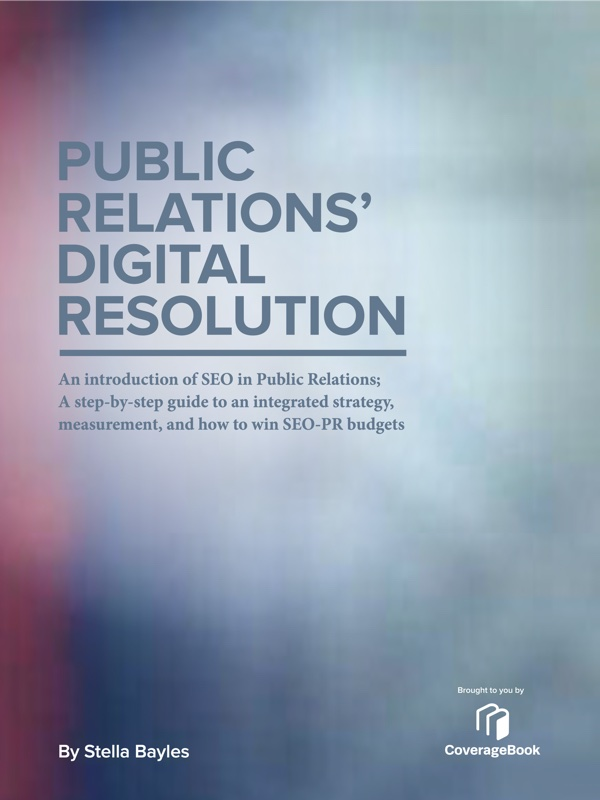 PRs Digital Resolution book cover